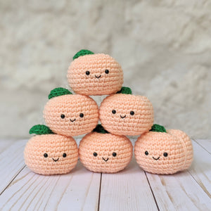Crochet Peach Pattern turns 1 year old!