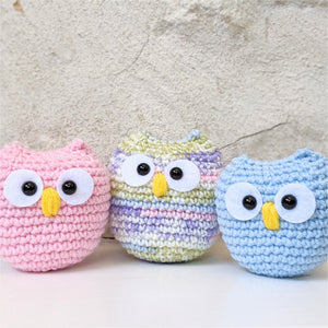 Owl Plush Set
