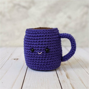 CROCHET PATTERN: Coffee Mug