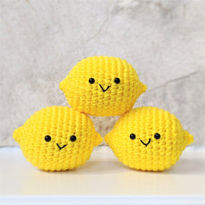 Lemon Stress Ball