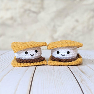 CROCHET PATTERN: S'mores
