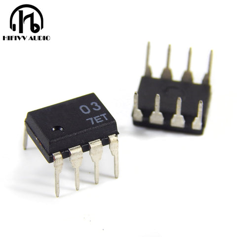 03 op amp single operational amplifier Analog Replace OPA627 AD797ANZ Devices company fever 100% new