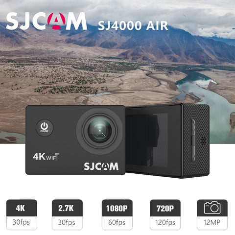 SJCAM SJ4000 AIR Action Camera Full HD Allwinner 4K 30FPS WIFI 2.0