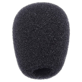 10Pcs Mini Microphone Cover Headset Replacement Foam Microphone Cover Mic Cover Windshield Headset