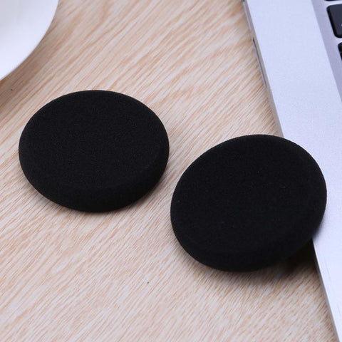 1Pair Replacement Earpads Cushions For Sennheiser PX100 PC130 PC131 PX80 Headphones