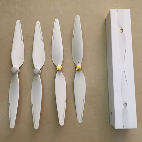 2 Pairs/Set Original CW +CCW Propeller set for Xiaomi Mi Drone 4K Version FPV Drone RC