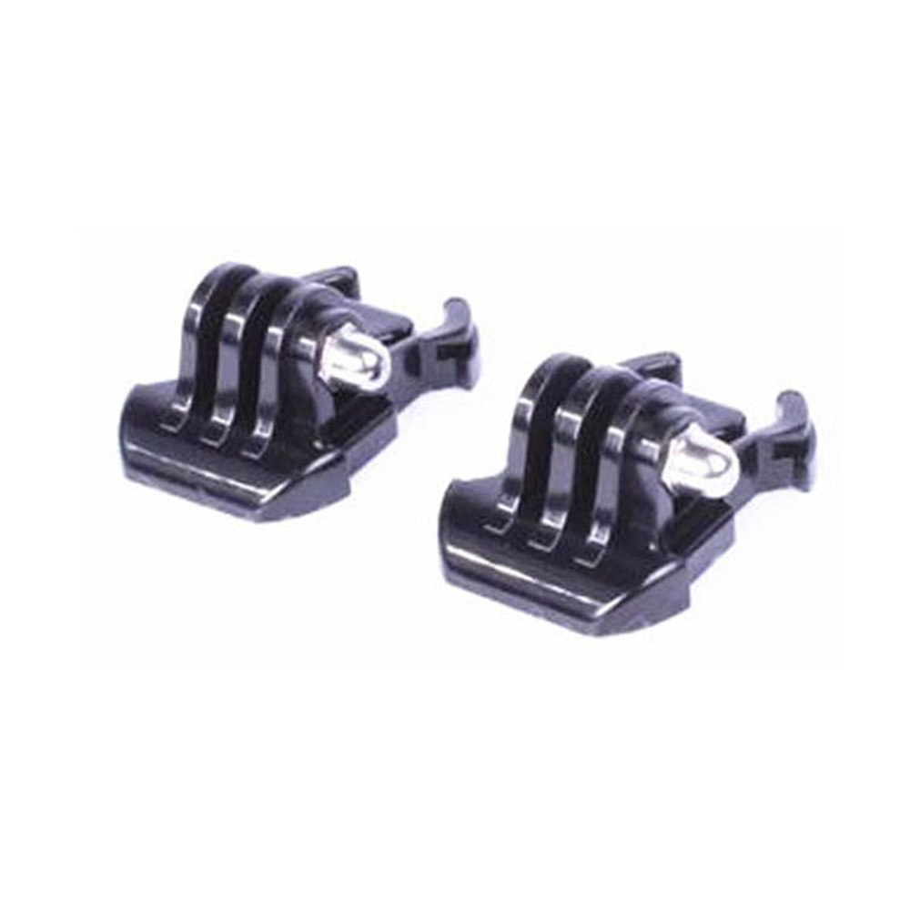 2 x Buckle Mount Quick-Release Buckle Basic Mount Base Tripod Mount Buckle for Sport Action
