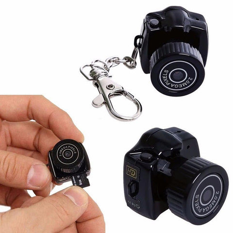 2019 Y2000 Mini Camera Camcorder HD 1080P Micro DVR Camcorder Portable Webcam Video Voice Recorder