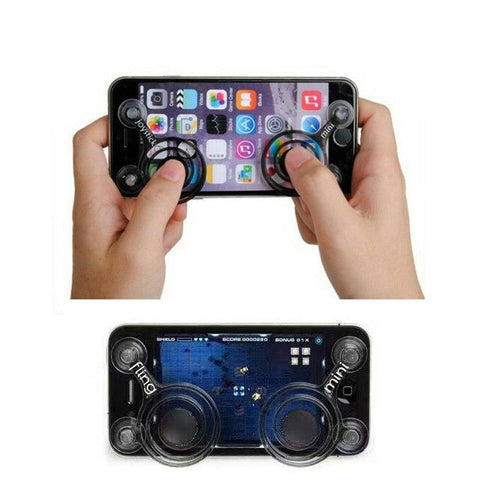 2Pcs/Set Smartphone Mini Joysticks Zero Any Touch Screen Joystick For Phone tablet Arcade Games