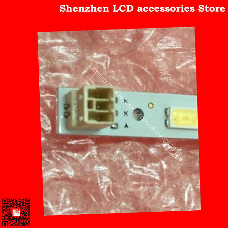 "2pieces/lot FOR samsung TV 40"" LJ64-03567A H1LTA400HM08 LED strip SLED 2011SGS40 5630 60 H1"