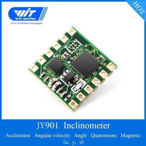 3 Axis Angle & Vibration Test Accelerometer Gyro Magnetometer MPU9250 I2C/TTL Module Arduinos
