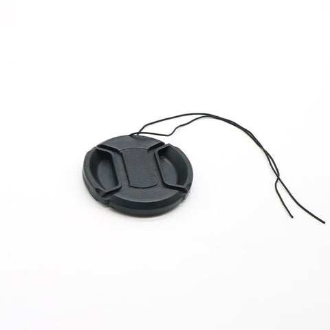 Snap-on Camera Front Lens Cap Cover Protector for Canon Leica Nikon Sony Len Caps