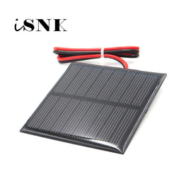 3V 3.5V 4V Solar Panel 100mA 120mA 150mA 250mA 300mA 350mA 435mA 500mA Battery Cell Phone Charger