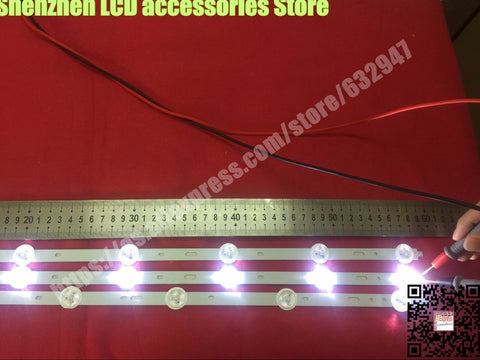 3piece/lot for Samsung 32inch SVS320AD7 SVS320AD7_6LED 32 inch light screen LTA320AP33 (