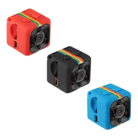 480P /1080P Mini Camcorders Sport DV Mini Camera  Sport DV Infrared Night Vision Camera Car DV