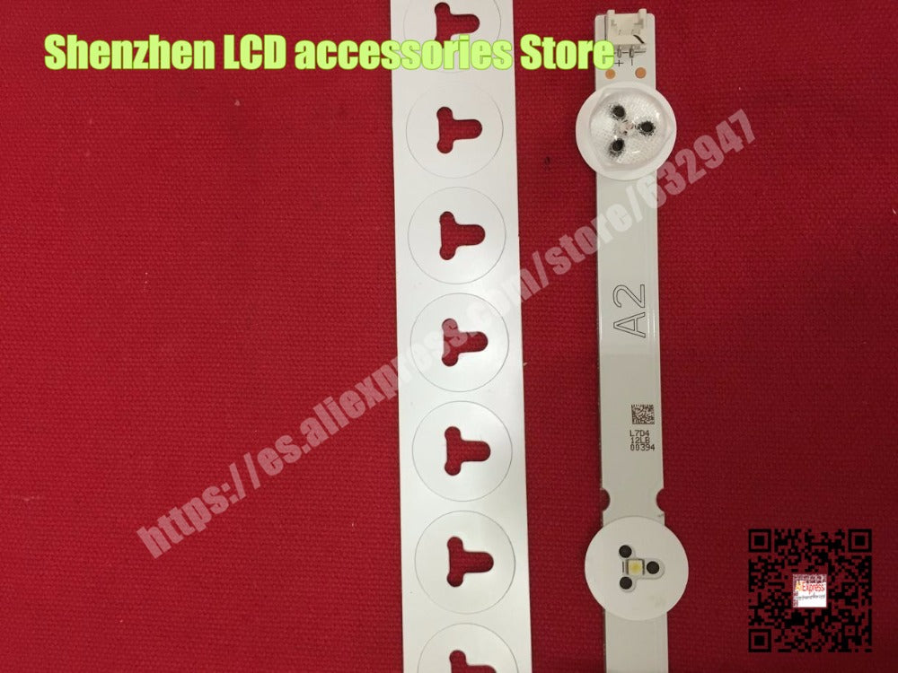 500PCS/Lot FOR LG LED round reflective film sticker backlight TV lamp repair accessories LG 32''