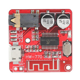 5V MP3 Bluetooth Decoder Board Lossless Car Speaker Audio Amplifier Board Modified Bluetooth 4.1