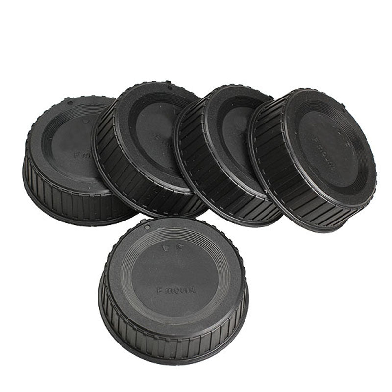 5pcs Rear Lens Cap Cover for Nikon AF AF-S DSLR SLR Camera LF-4 Lens
