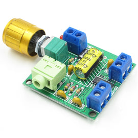 6W + 6W PAM8406 Audio Stereo Amplifier Board Digital Class D amp2 amp 2 Canal DC 3V 5V Lithium