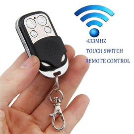 ABCD Wireless RF Remote Control433 MHz Electric Gate Garage Door Remote Control Key Fob Controller