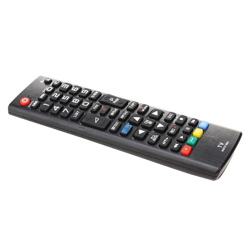 ALLOYSEED Black TV Remote Control, Replacement TV Control 17 x 4.5cm For LG 55LA690V 55LA691V