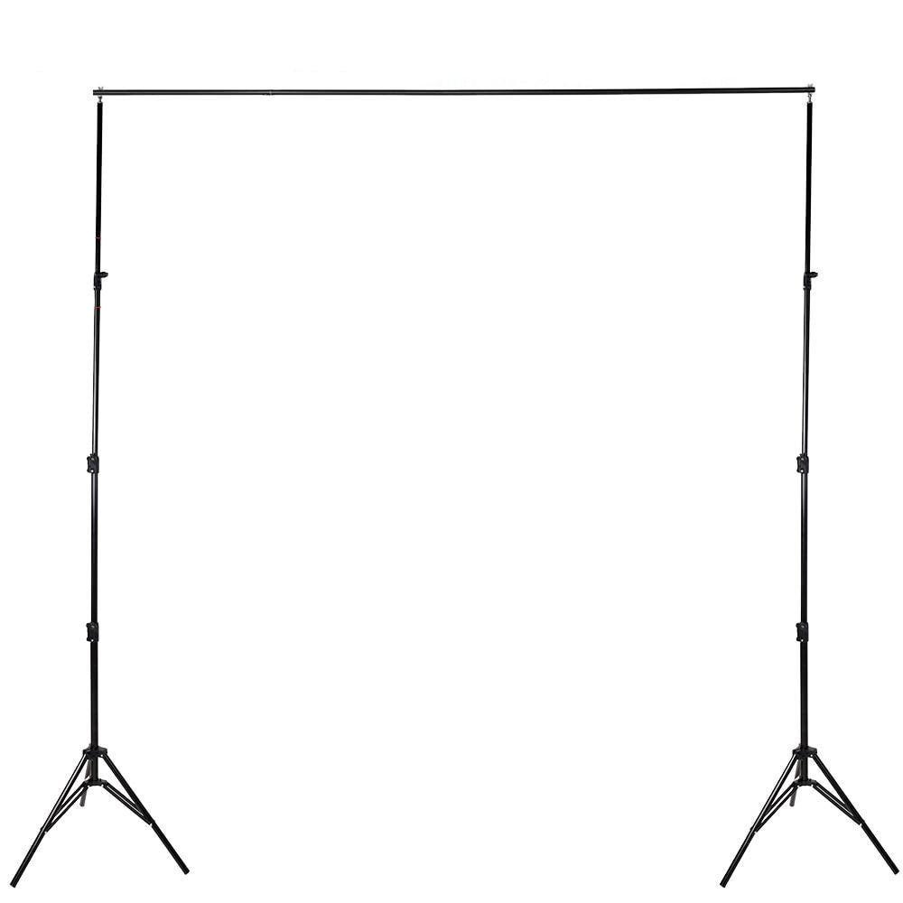 ASHANKS 2.6M X 3M/8.5*10ft Pro Photography Photo Backdrops Background Support System Stands For
