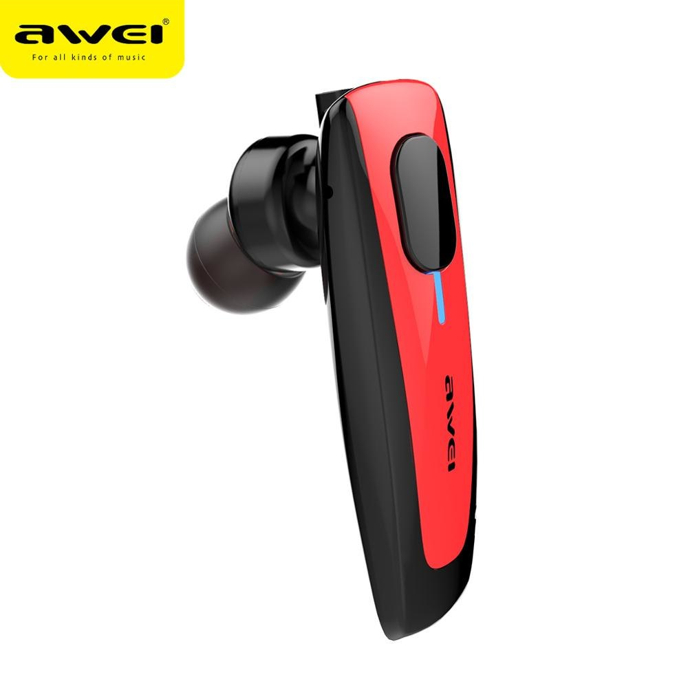 AWEI N3 Bluetooth Headphones Wireless Earphone Cordless Headset for phone Hands Free Auriculares