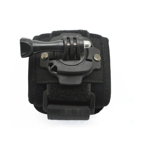 Accessories For 360 Degrees Wrist Mount Band Strap And Screw For SJCAM SJ4000 SJ5000 Xiao Mi Yi