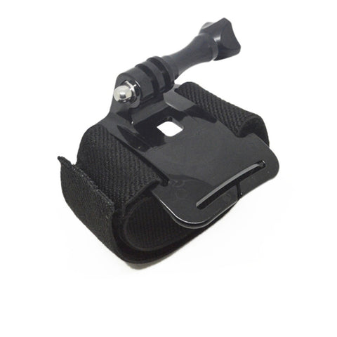 Adjustable Elastic Wrist Strap with Mount For Action Camera/SJCAM SJ5000 WiFi Plus SJ4000 WIFI/Other