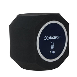 Alctron PF8 Professional Simple Studio Mic Screen Acoustic Filter New Arrive Desktop Recording