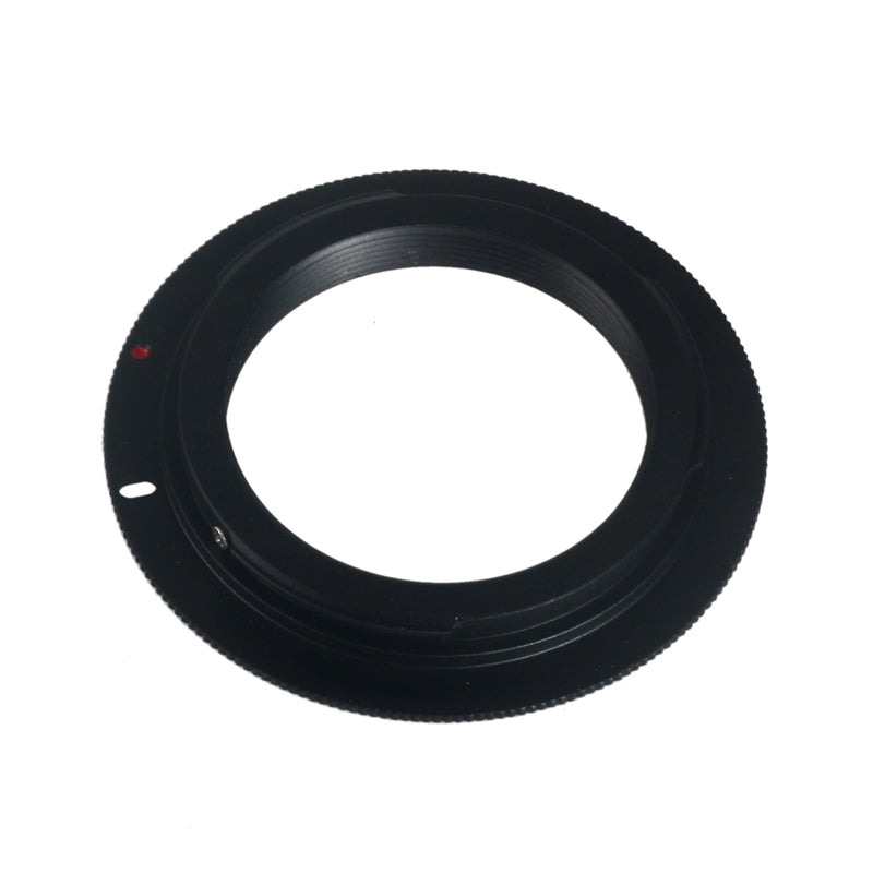 Aluminum M42 Screw Lens to For Canon M42 For EOS EF Mount Adapter Ring Rebel For canon XSi T1i T2i