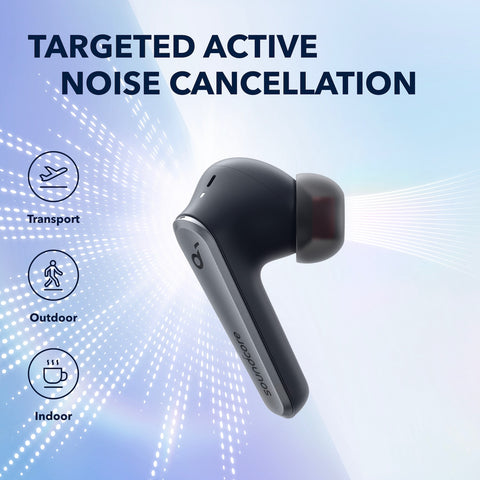 Anker Soundcore Liberty Air 2 Pro True Wireless Earbuds, Targeted Active Noise Cancelling