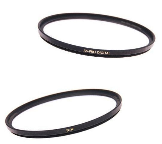 B+W XSP MRC Digital UV Filter 49 52 55 58 62 67 72 77 82 mm Low Profile Frame XSP MRC UV Multicoat