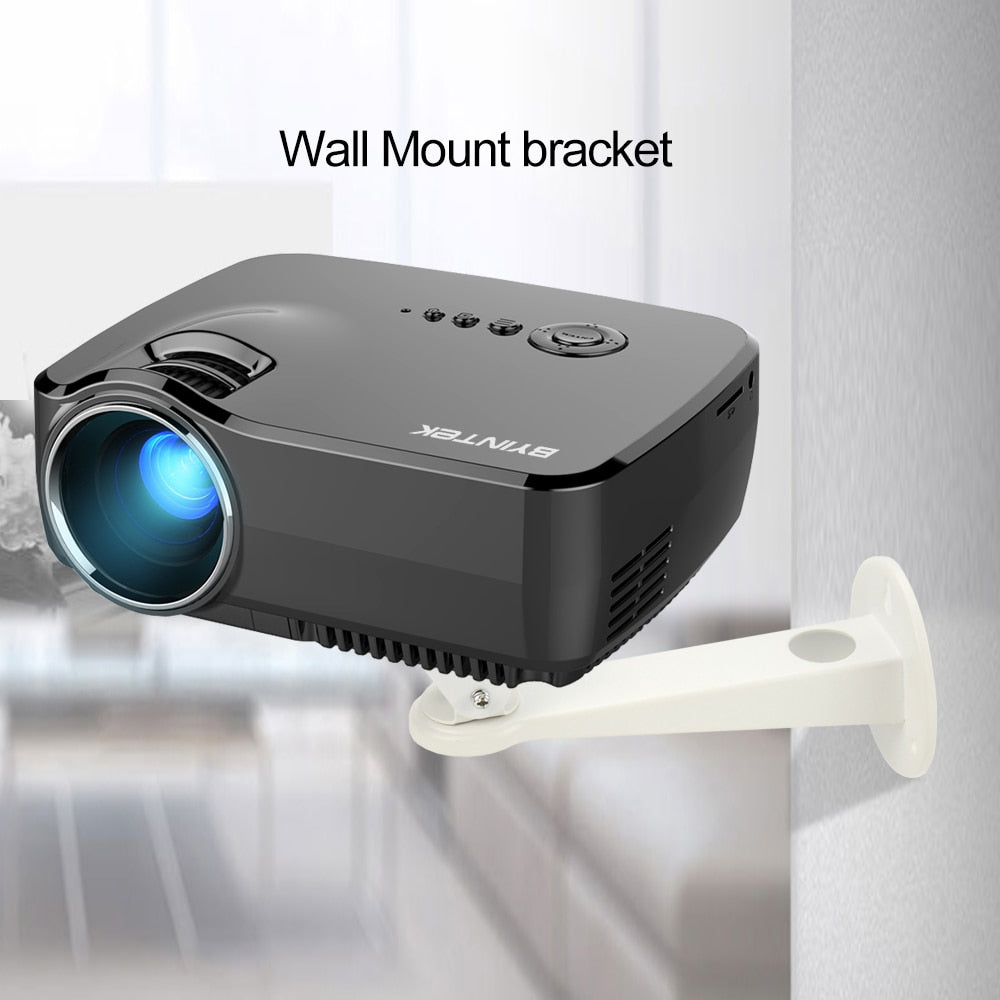 BYINTEK Brand Wall Mount Bracket for Mini Projector only BYINTEK SKY GP70 K1 K2 UFO R7 R9 R11 R15