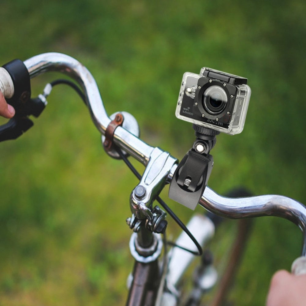 Bike Bicycle Motorcycle Handlebar Mount for Sony RX0 X3000 X1000 AS300 AS200 AS100 AS50 AS30 AS20