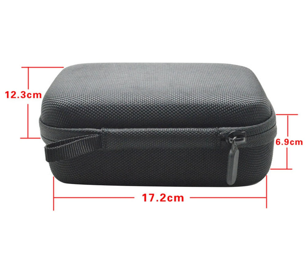 Black Small/Medium/Biggest Size Shockproof Portable Case Collecting Box For SJCAM SJ4000 Action