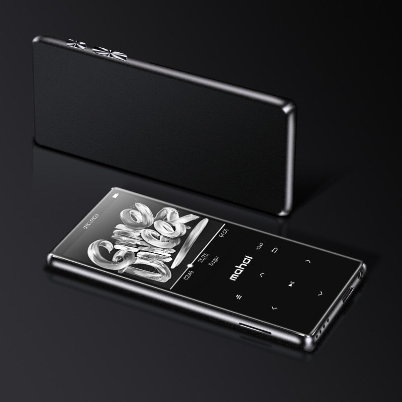 Bluetooth 4.1 touch screen MP3 player Bulit-in 16GB and Speaker with FM radio/recording Portable