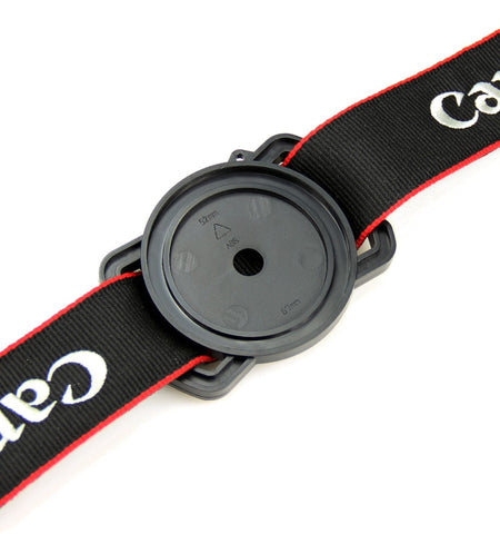 Camera Lens Cap Holder Keeper Buckle for 52mm 58mm 67mm Size Canon Nikon Pentax