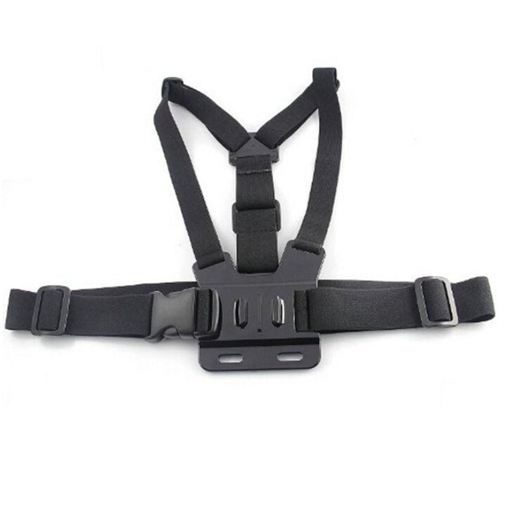 Chest Strap mount belt for Gopro hero 5 4 Xiaomi yi 4K Action camera Chest Mount Harness for Go
