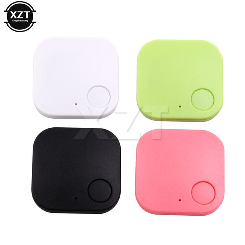 Color Mini Bluetooth Tracker Personal Smart Finder Child Kids Pets Elder Cars Bag Wallet Key GPS