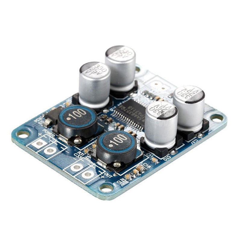 DC8-24V TPA3118 PBTL 60W Mono Digital Audio Amplifier Board AMP Module Chip 1X60W 4-16 Ohms