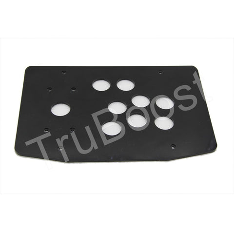 DIY Handle Arcade Set Kits Replacement Part Arcade joystick Acrylic Panel and Inclined Plane Cases