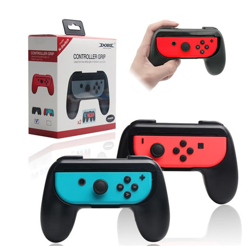 DOBE For Nintend Switch Joy-Con Grip Kit Wear-resistant Hand Holder 2 pcs Game Controller Handle Kit