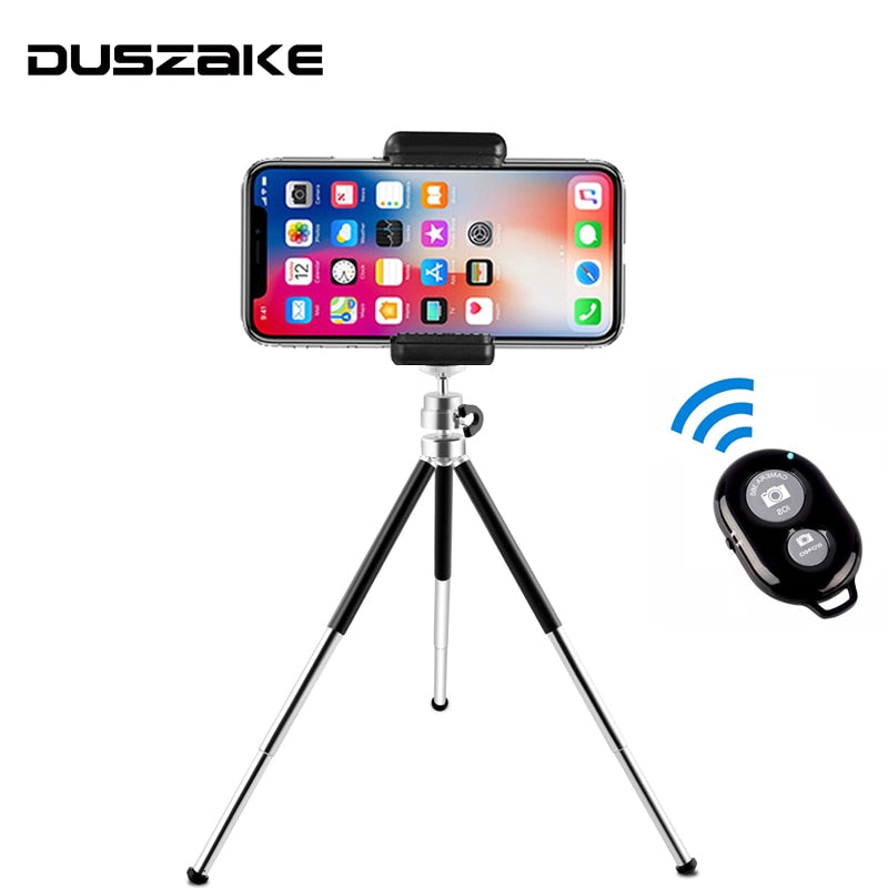 DUSZAKE A9 Live Gorillapod Mini Phone Tripod For Phone Mobile Mini Phone Tripod For Phone Camera
