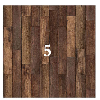 Dark Brown Wood Floor Photography Backdrops Newborn Photo Booth Backgrounds for Photographers Studio