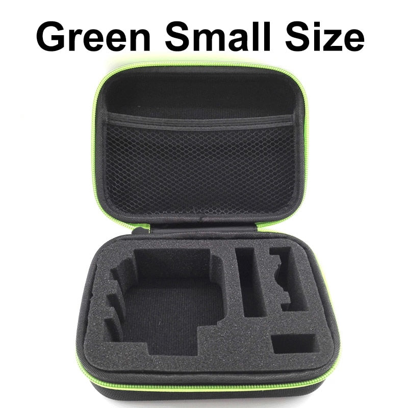 Easttowest For Gopro Portable Storage Bag Hard Case for Xiaomi Yi Action Camera Go Pro Hero 6 5 4 3+