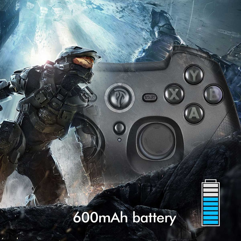 EasySMX ESM-9101 Gamepad for Xiaomi Mi TV Box 3 S Game Controller with Double Vibration Turbo