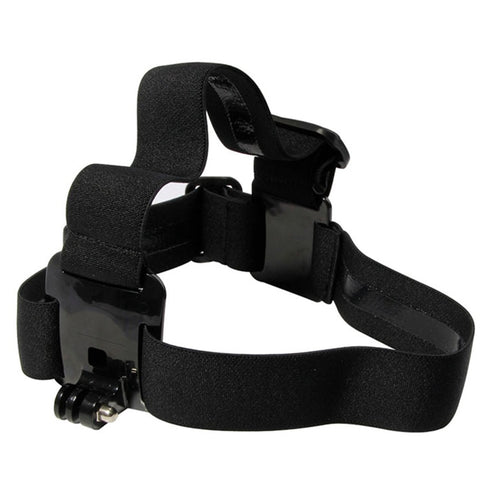 Elastic Head Strap Adjustable Headstrap Head Strap Mount Belt for SJCAM/YI or Other Brand Action