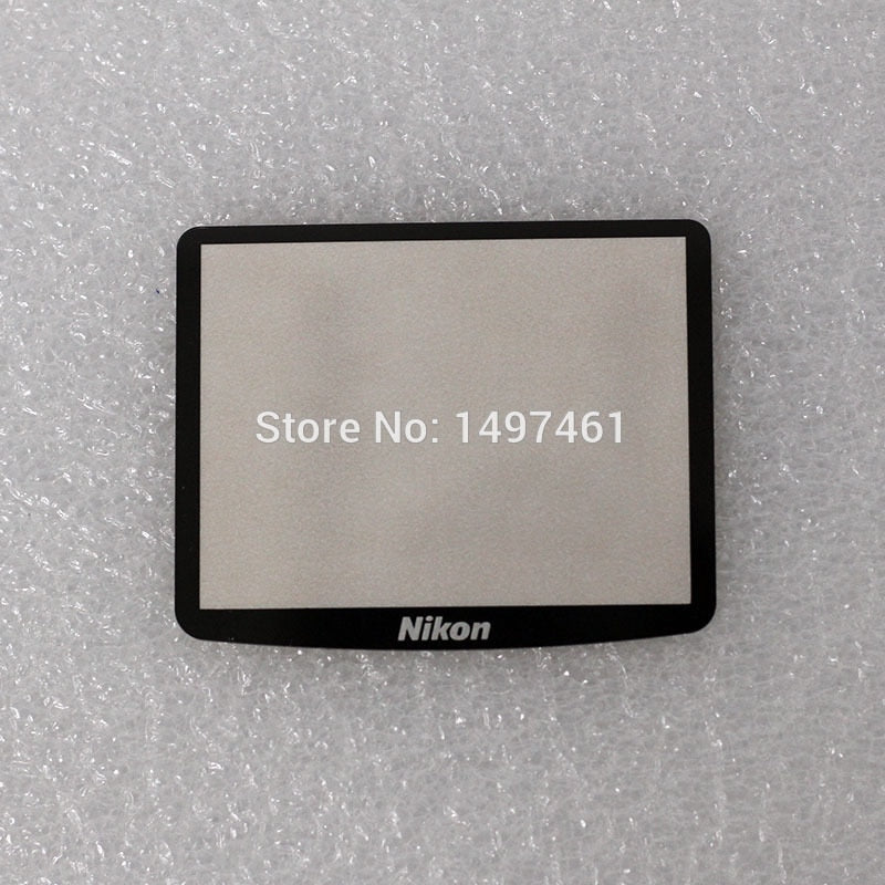 External/Outer LCD Screen Protective Glass Repair parts For Nikon D90 SLR