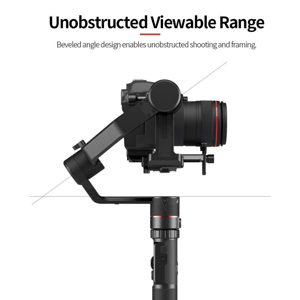 FeiyuTech Feiyu AK2000 AK4000 AK4500 3-Axis Handheld Camera Stabilizer Gimbal for Sony Canon Mark